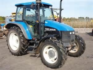 tracteur New Holland TS90