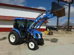 tracteur New Holland TT45A