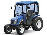 tracteur New Holland TT60A