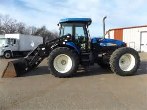 tracteur New Holland TV6070