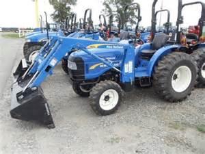 tracteur New Holland WORKMASTER 35