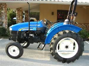 tracteur New Holland WORKMASTER 45
