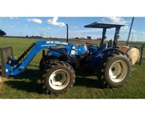 tracteur New Holland WORKMASTER 55