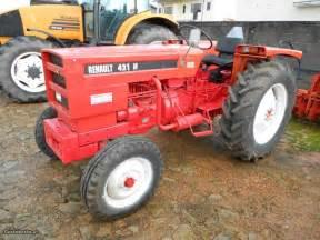 tracteur Renault 421