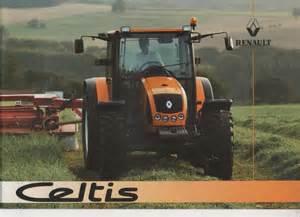 tracteur Renault 456