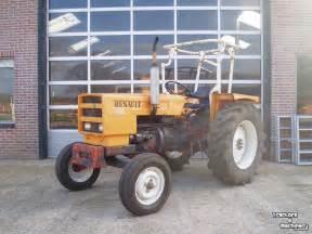 tracteur Renault 461