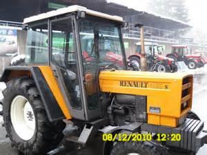 tracteur Renault 461S