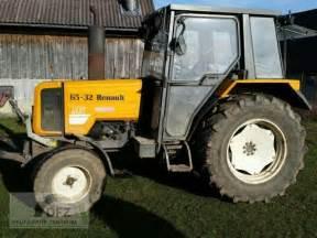 tracteur Renault 65-32 MX