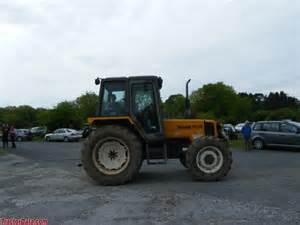 tracteur Renault 75-34 TX