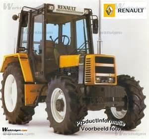 tracteur Renault 77-14 TS