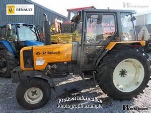 tracteur Renault 85-32 MX