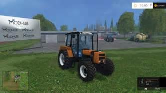 tracteur Renault 95-14