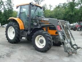 tracteur Renault ARES 546