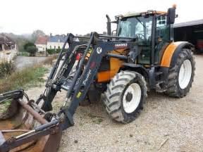 tracteur Renault ARES 626