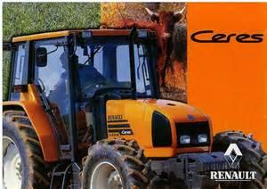 tracteur Renault CERES 310