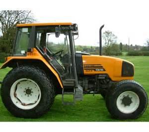 tracteur Renault CERES 325