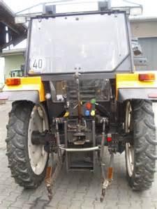 tracteur Renault CERES 75