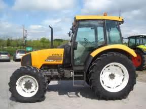tracteur Renault CERGOS 350