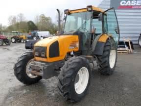 tracteur Renault CERGOS 355