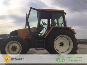 tracteur Renault TEMIS 550