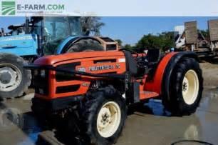 tracteur Same FRUTTETO II 75