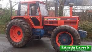 tracteur Same HERCULES 160