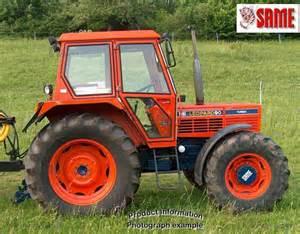 tracteur Same LASER 90T