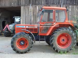 tracteur Same LEOPARD 85