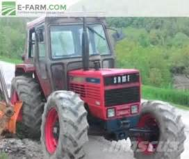 tracteur Same LEOPARD 90 TURBO