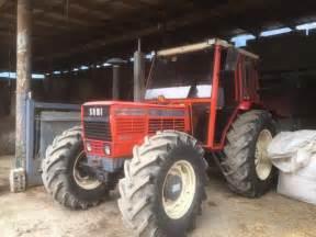tracteur Same PANTHER 95
