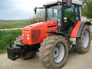 tracteur Same SILVER 110