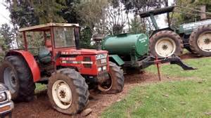 tracteur Same SILVER 85