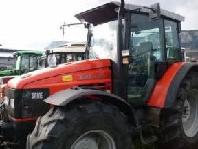tracteur Same SILVER W 100