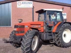 tracteur Same TITAN 145