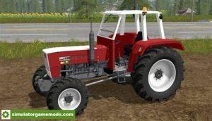 tracteur Steyr 1100