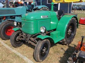 tracteur Steyr 180
