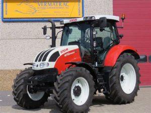 tracteur Steyr 4110 PROFI