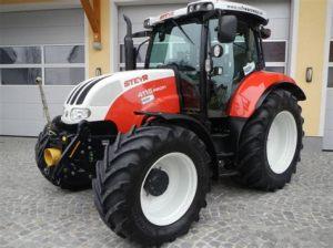 tracteur Steyr 4115 PROFI