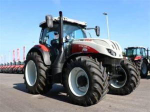 tracteur Steyr 4115 PROFI CVT