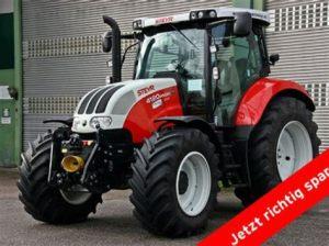 tracteur Steyr 4120 PROFI CVT