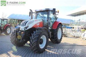 tracteur Steyr 4135 PROFI CVT