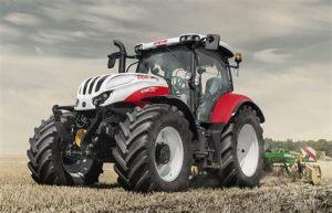 tracteur Steyr 4145 PROFI