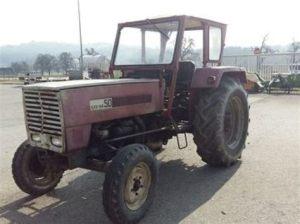 tracteur Steyr 50