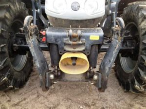 tracteur Steyr 6135 PROFI