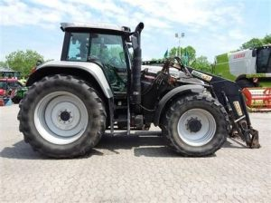 tracteur Steyr 6170 CVT