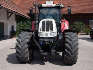 tracteur Steyr 6190 CVT