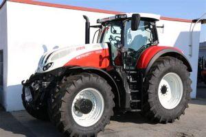 tracteur Steyr 6270 TERRUS