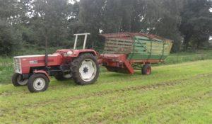 tracteur Steyr 658