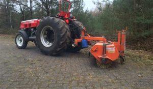 tracteur Steyr 8055