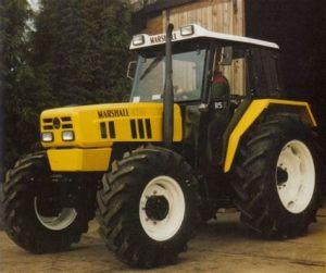 tracteur Steyr 8055 T